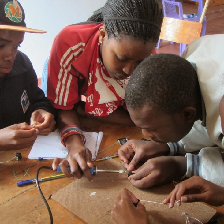 Workshop in Kenya
